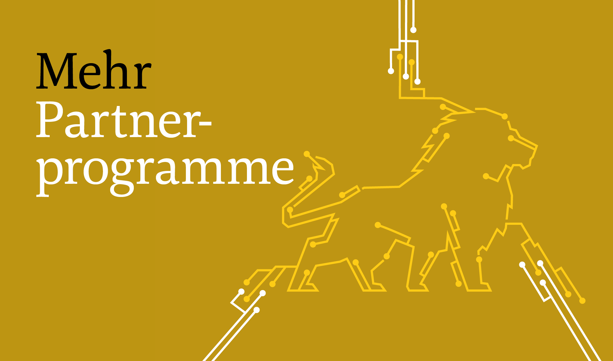 Partnerprogramme